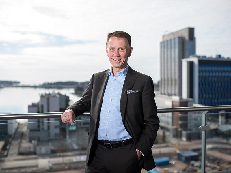 Juha Väänänen, CEO at Palette Software Oy