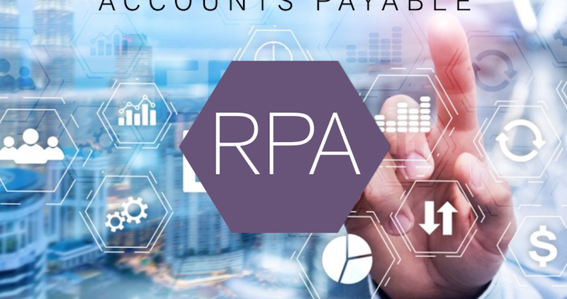 robotic process automation RPA and AP