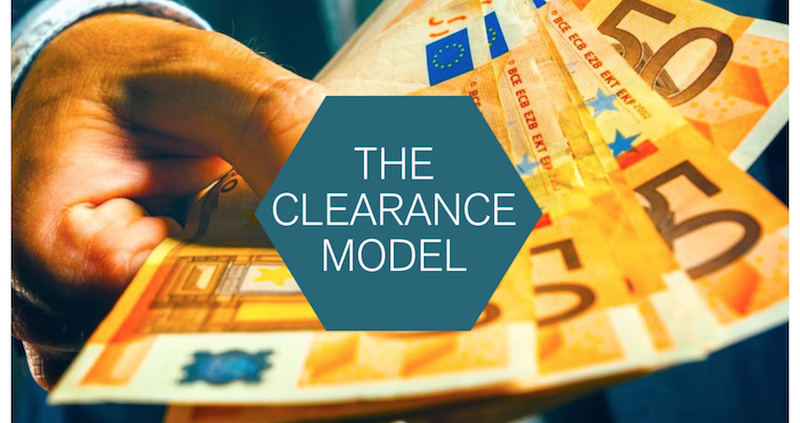 invoice clearance model